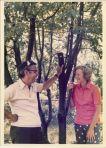 Neil and Catharine 1974