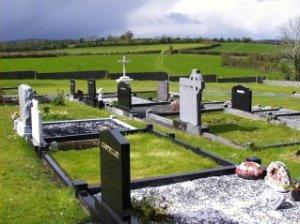 Coolcappa graveyard.